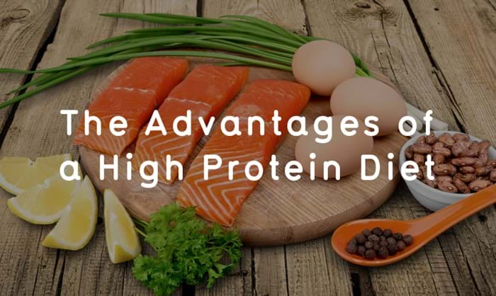The Advantages of a High Protein Diet