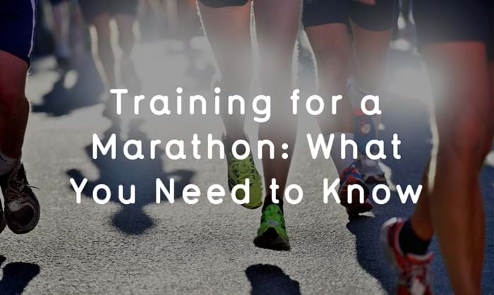 Training for a Marathon: what you need to know