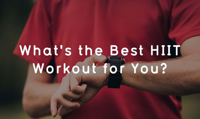 The best HIIT workout for you