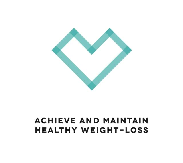 Achieve and maintain healthy weight-loss